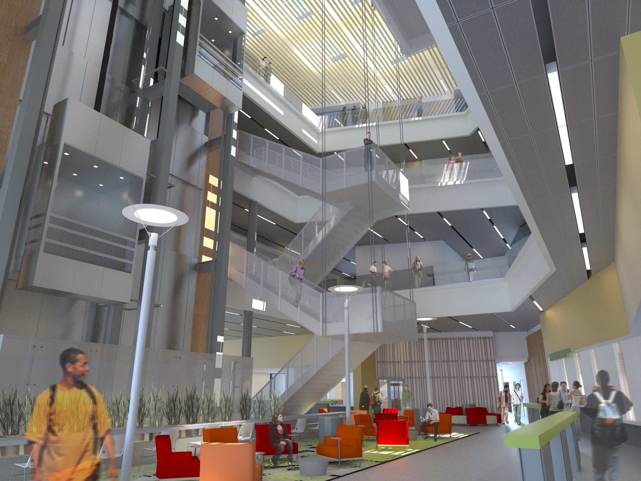 Mesa College Student Center Construction To Begin
