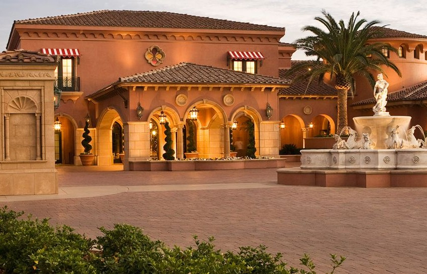 Addison — The Grand Del Mar, 'Fit for Royalty'