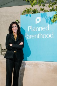 Darrah DiGiorgio Johnson, president and CEO, Planned Parenthood of the Pacific Southwest