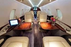 Cessna Citation Sovereign, San Diego Metro Magazine