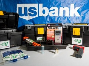 U.S. Bank's sustainability kit, San Diego Metro Magazine