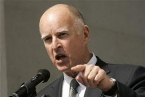 Governor Jerry Brown, San Diego Metro Magazine