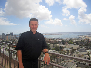 Chef de Cuisine Stéphane Voitzwinkler