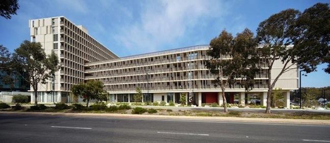 Keeling Apartments