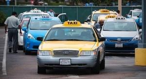 San Diego taxis