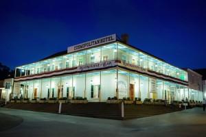 Cosmopolitan Restaurant & Hotel