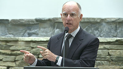 Gov. Brown