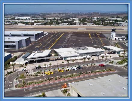 McLellan-Palomar Airport