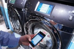 Samsung SmartHome Wi-Fi Washer, Dryer, and Mobile Application