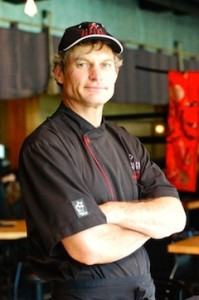 Chef Jerry Warner of Café Japengo