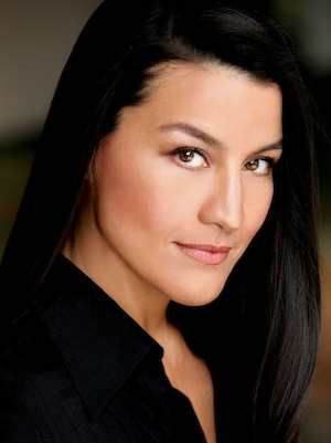 Actress Kimberly Norris Guerrero will be featured during the Indian film festival.