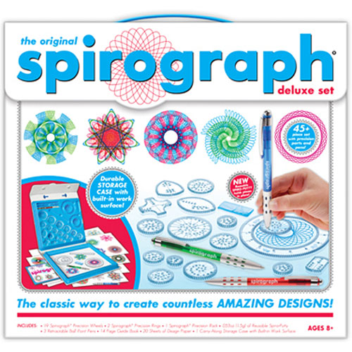 The Spirograph, $29.99.