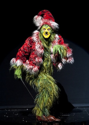 Steve Blanchard as The Grinch