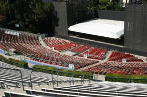 Open Air Theatre at SDSU