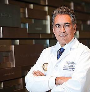 Physician Ehtisham Mahmud led the team.