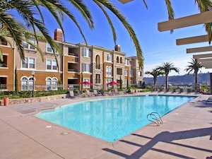 Portofino in Mission Valley was awarded first place for 301-500 units.
