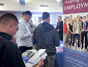 A Net Employment Outlook of 4 percent