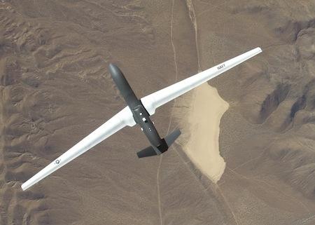 Northrop Grumman Unmanned Surveillance Aircraft