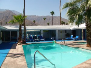 Palm Springs Rendevous Pool