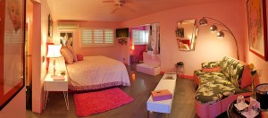 Pretty in Pink Room