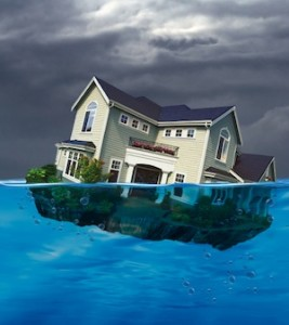 Fewer homeowners fall into the foreclosure process.