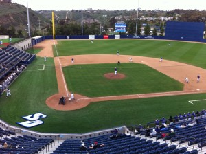 Turner did the renovation of the University of San Diego's Fowler Park baseball stadium.