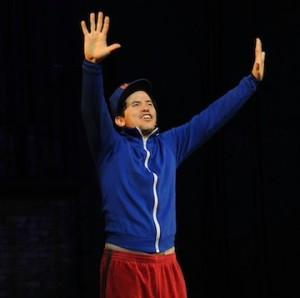 John Leguizamo in 'Ghetto Klown.'