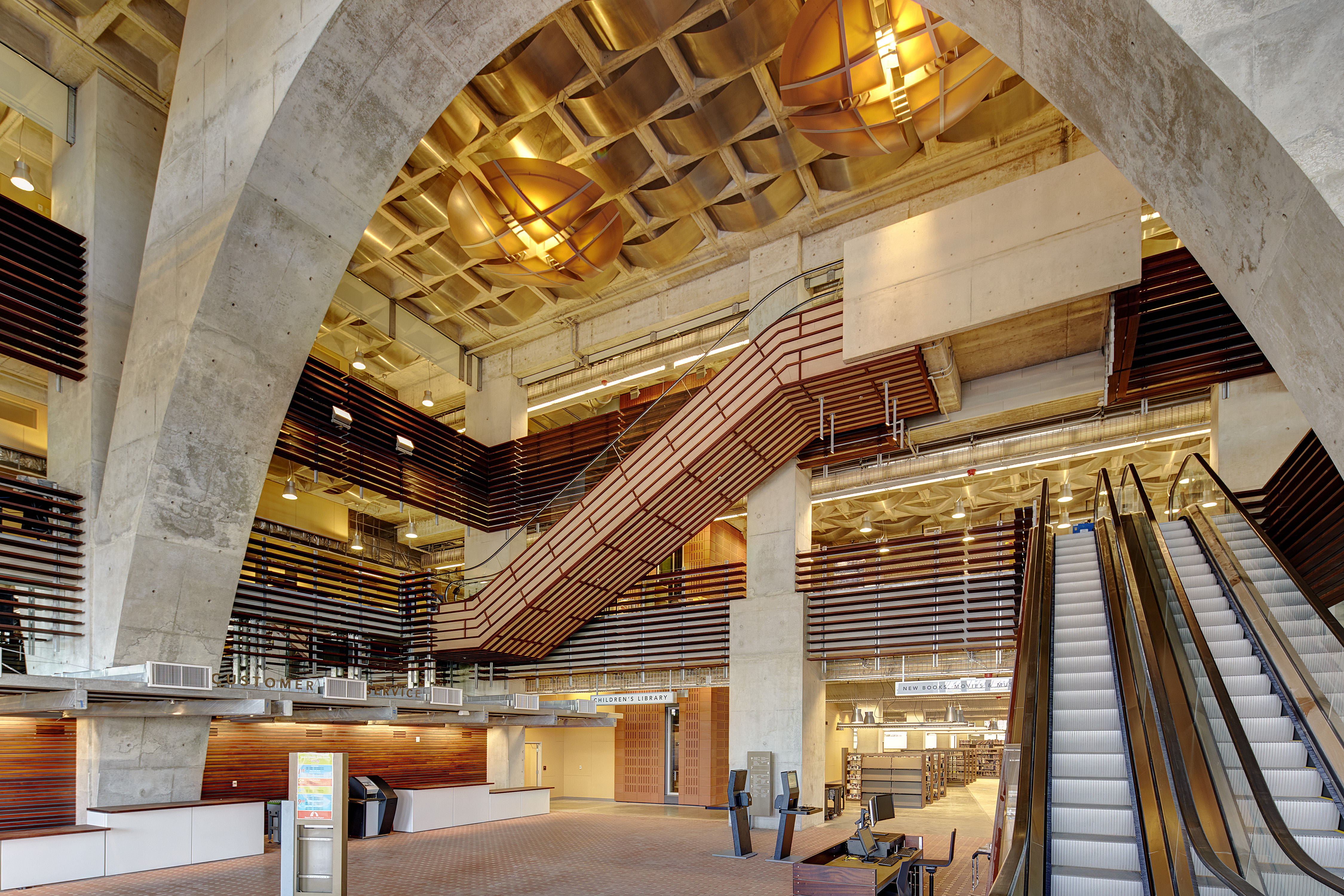 The San Diego Public Library: A Photographer's Guide ...