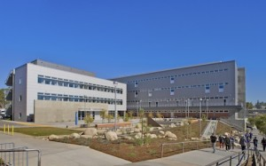 The Science Building was constructed with bond funds.