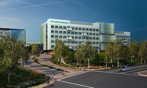 New Kaiser Permanente Hospital