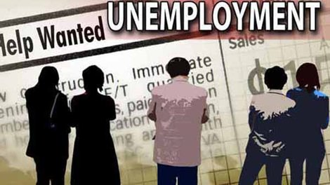 Jobless rate unchanged