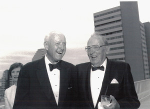 Ferdinand Fletcher, left, and Dewitt Higgs.