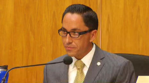 City Council President Todd Gloria