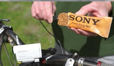 Sony Power Food