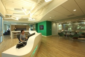 CBRE's Carlsbad office