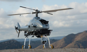 The Rotary Bat unmanned helicopter