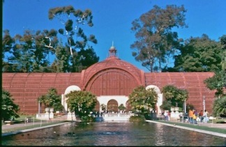 Botanical Building in Balboa Park