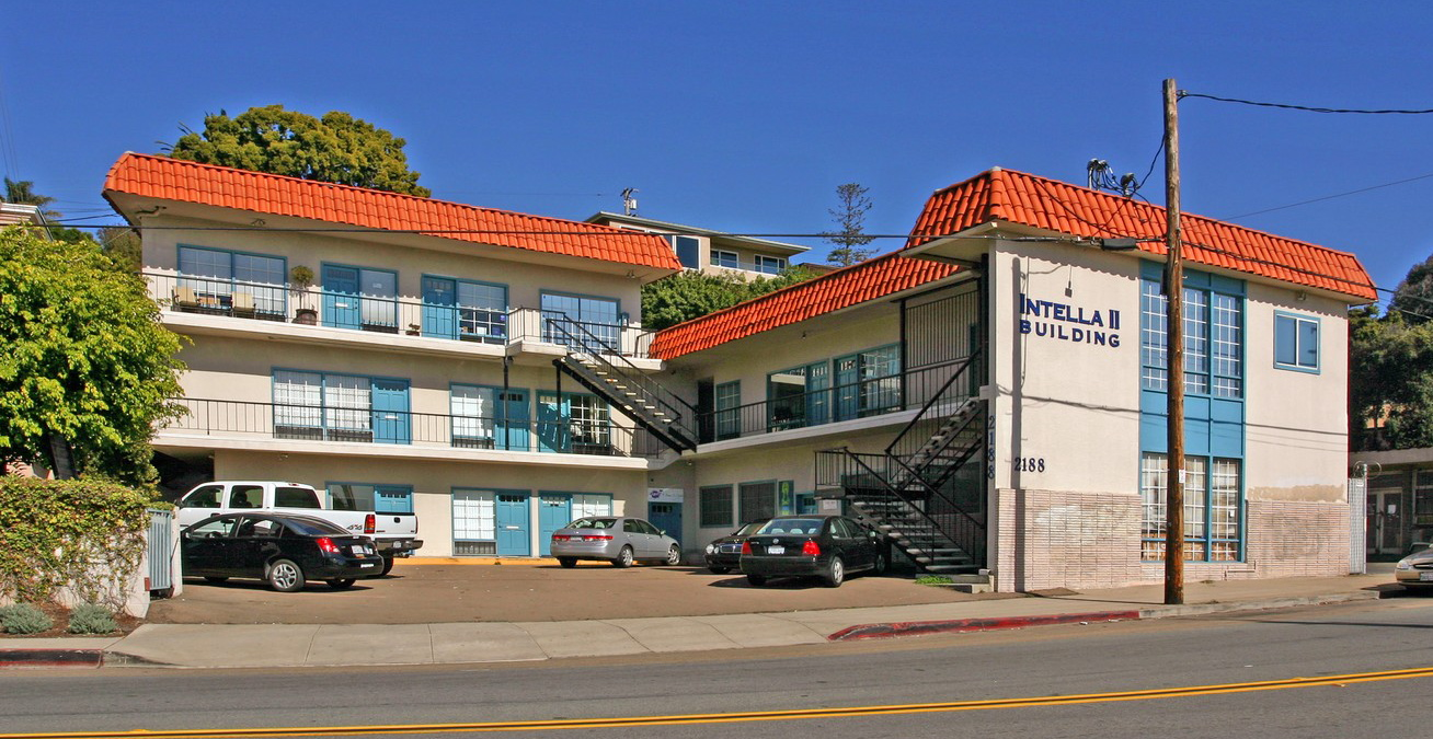The office building at 2188 San Diego Ave.  is to be converted into a boutique hotel.
