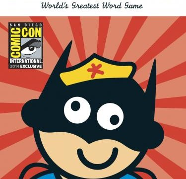 "At Penguin Publishing's Comic-Con booth, No. 4612: ""Madlibs"" special for the Con, free. (Photo/Comic-Con.org)"