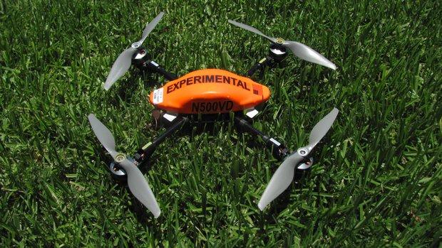 The SDG&E drone