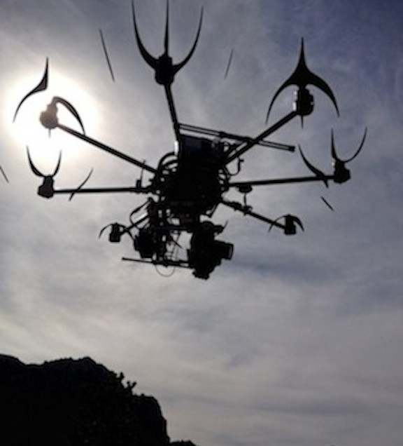 Carlsbad Firm To Use Drones In Filmmaking