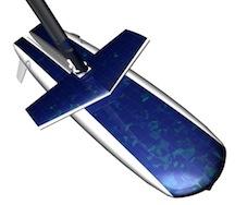 Ocean Aero's Submaran design.