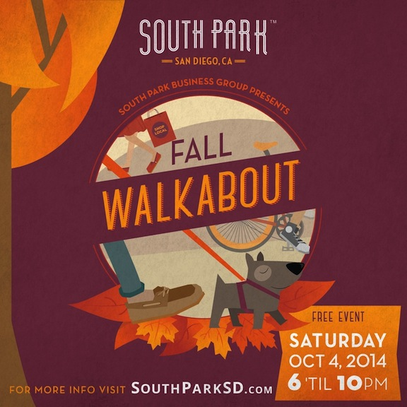 San Diego Scene – South Park Walkabout