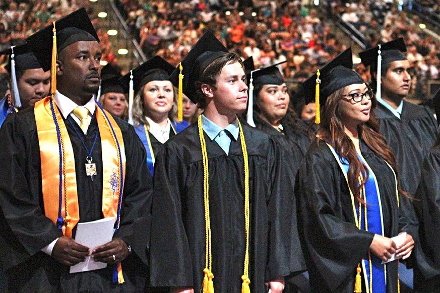 Mesa College Grads
