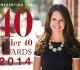 40 Under 40 Awards — 2014
