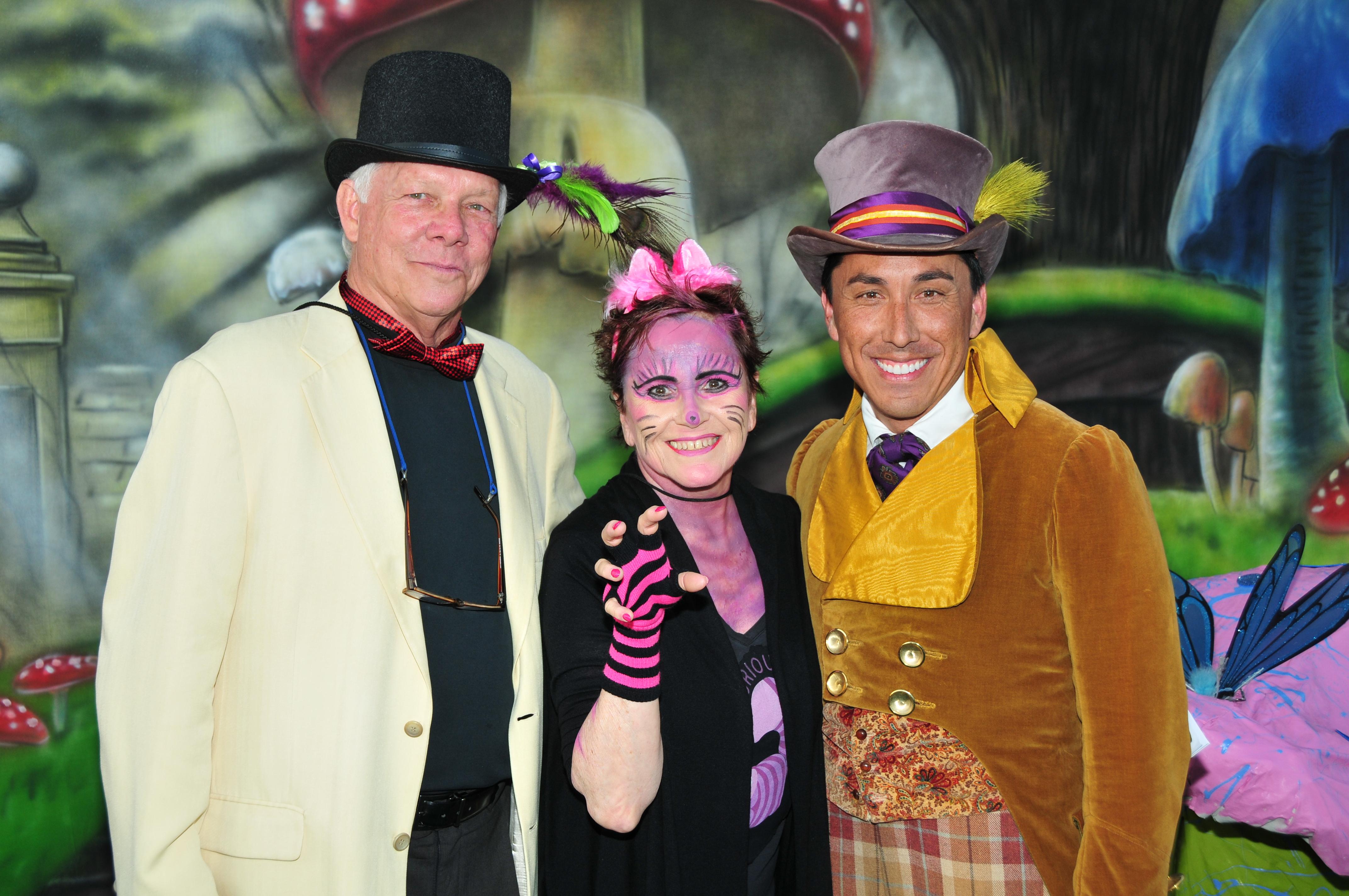 Jim Tiffany, Patti Roscoe and Todd Gloria