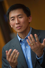 California Supreme Court Justice Goodwin Liu