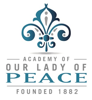 OLP's new logo