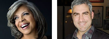 Patti Austin and Taylor Hicks