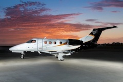 The Embraer Phenom 100